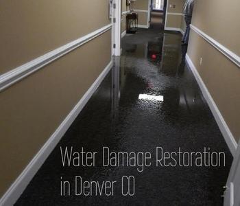 Water damage Restoration in Denver CO