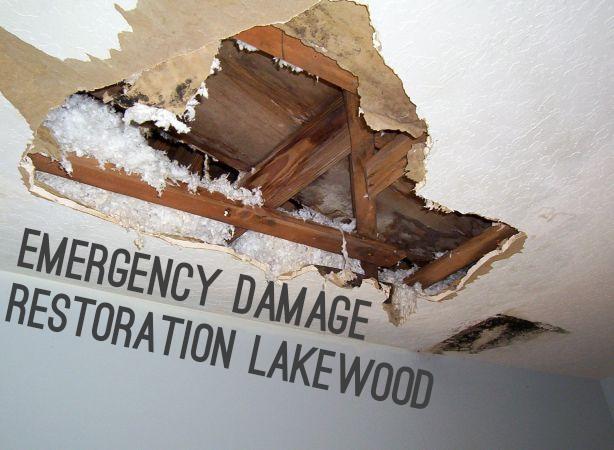 Emergency Damage Restoration Lakewood
