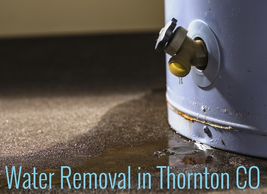 Water Removal in Thornton CO