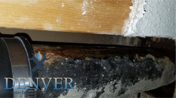 emergency water damage restoration company denver colorado