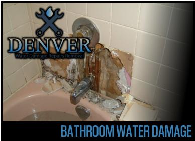 bathroom water damage 2