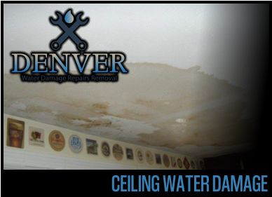 ceiling water damage 2