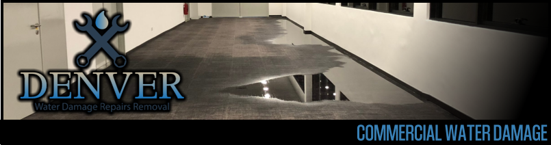 commercial water damage 1
