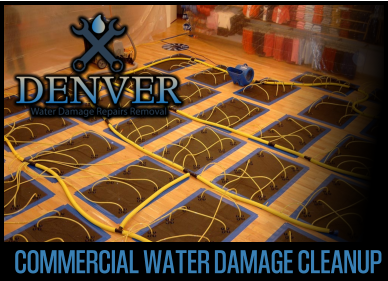 commercial water damage cleanup 2