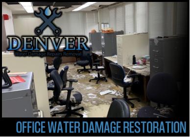 office water damage restoration 2