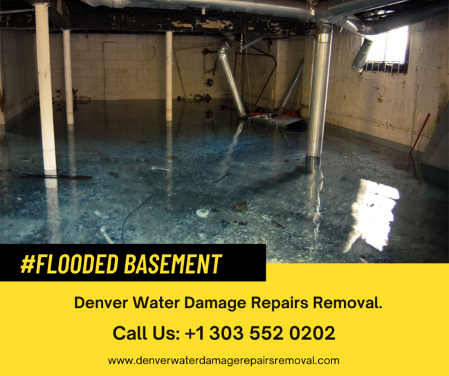 Best Way to Clean a Flooded Basement.